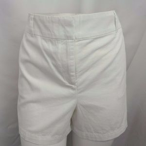 "LOFT"" WHITE CLASSIC CASUAL DRESS SUMMER SHORTS 14"